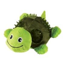 Kong Shells Turtle Dog Toy Small