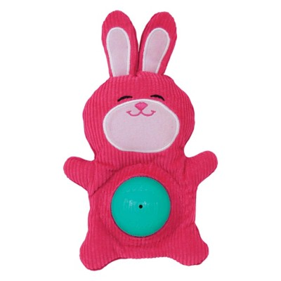 KONG Sqrunch Bellies Bunny Dog Toy