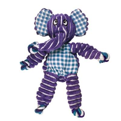 Kong Floppy Knot Elephant Dog Toy