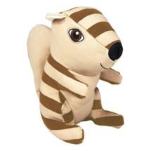 KONG Ballistic Woodland Squirrel Dog Toy