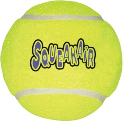 KONG Squeaker Ball Dog Toy 3-Pack