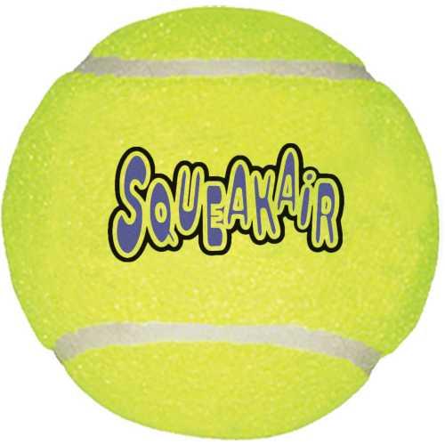 KONG SqueakAir Ball Dog Toy 3-Pack