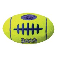 KONG AirDog Football Squeaker Dog Toy
