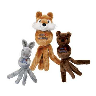 KONG Wubba Friend Dog Toy