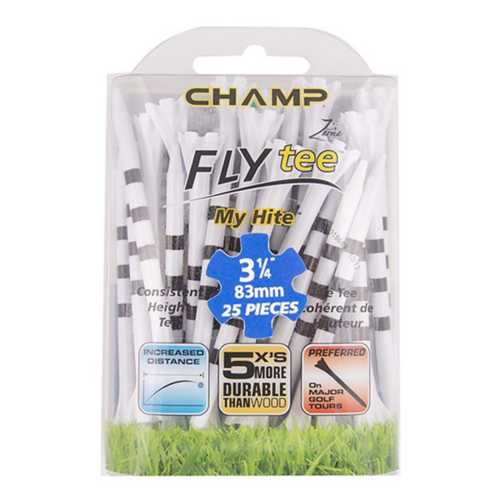 Charter Products Champ Zarma FLY tee My Hite Golf Tees