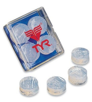 Adult TYR Soft Silicone Earplugs' data-lgimg='{