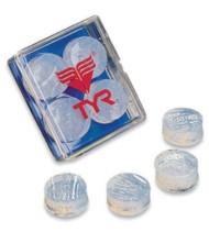Adult TYR Soft Silicone Earplugs