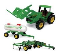 Ertl John Deere 8530 Tractor Playset