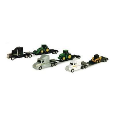 John Deere Semi Tractor Assorted Toy
