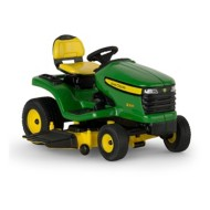 John Deere 1:16 Scale X320 Lawn Mower Toy