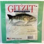 Gitzit Original Fat 4.25-Inch Tubes 10 Pack
