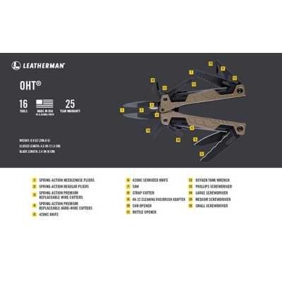 Leatherman OHT Tool