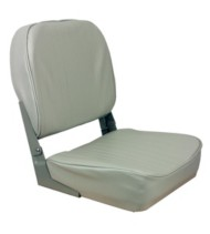 Springfield Marine Low Back Folding Boat Seat