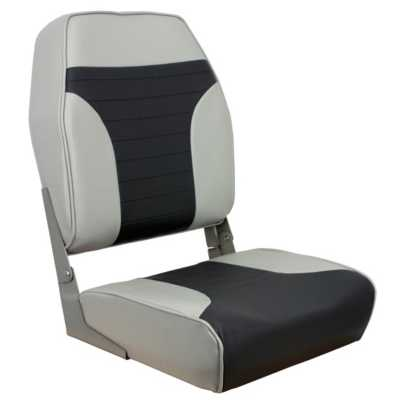 Springfield Marine High Back Boat Seat