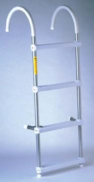 """Garelick 11"""" 4 Step Hook Ladder"""