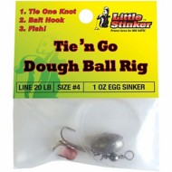 Little Stinker Tie 'N Go Dough Ball Rig