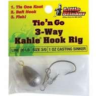 Little Stinker Tie 'N Go Kahle Hook Bait Rig