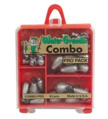Water Gremlin Combo Sinker Pro Pack