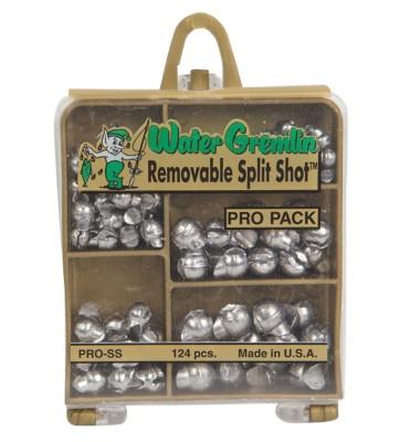 Water Gremlin Removable Split Shot Pro Pack