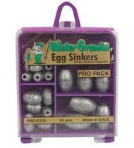 Water Gremlin Egg Sinker Pro Pack