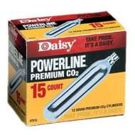Daisy PowerLine 15 Pack CO2 Cylinders