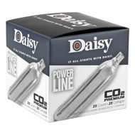 Daisy PowerLine 25 Pack CO2 Cylinders