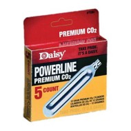 Daisy PowerLine 5 Pack CO2 Cylinders
