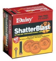 Daisy ShatterBlast Targets 60-Count