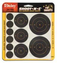 Daisy Shoot-N-C Self Adhesive Targets