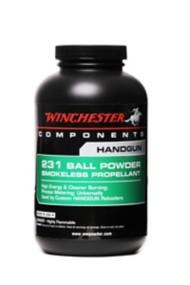 Hodgdon Winchester 231 Rifle Powder