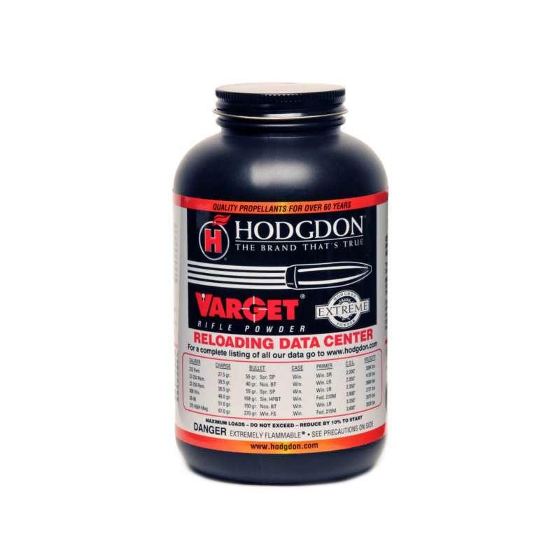 Hodgdon Varget Powder