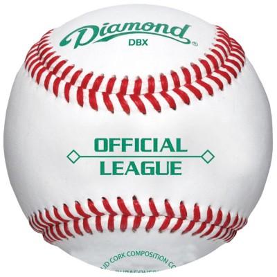 Diamond DBX Baseballs with Bucket