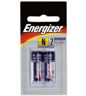 Energizer N-Cell Batteries 2-Pack