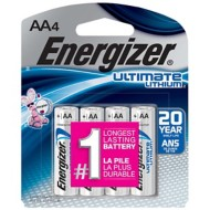 Energizer Ultimate Lithium AA Battery