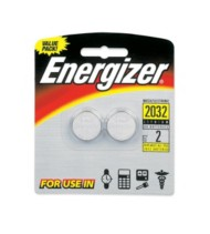 Energizer 2032 3V Battery 2-Pack