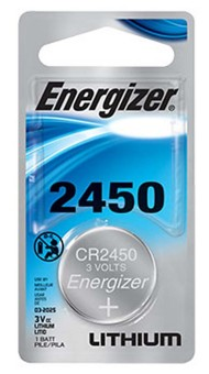Energizer 2450 Coin Cell Battery