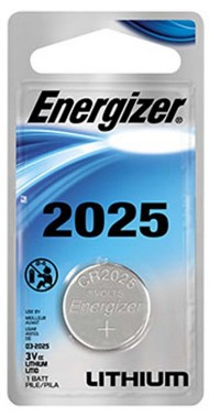 Energizer 2025 Button Cell Battery