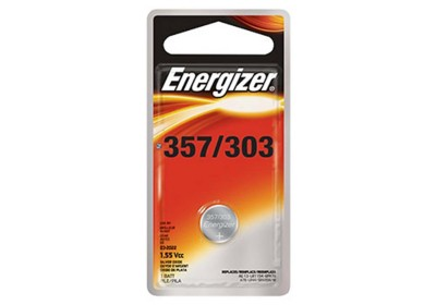 Energizer 357/303 Button Cell Battery