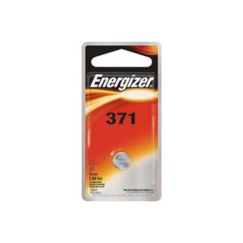 Energizer 371 Button Cell Battery