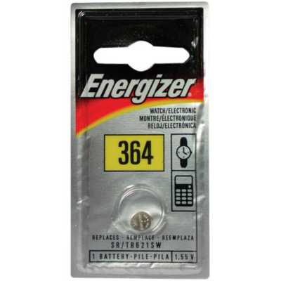 Energizer 364 Button Cell Battery