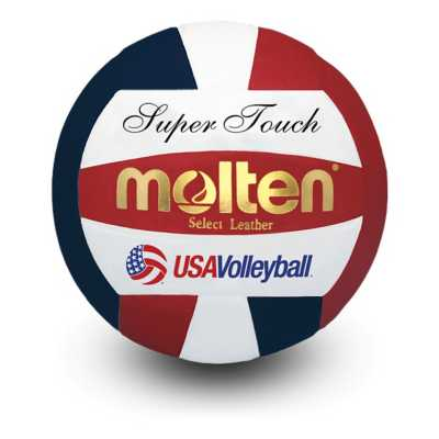 Official NCAA Super Touch Volleyball