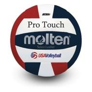 Molten USAV Official Pro Touch Volleyball