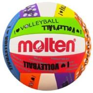 Molten MS500 Neon Tie Dye Volleyball