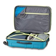 "High Sierra 20"" Rocshell Spinner Carry-On Suitcase"