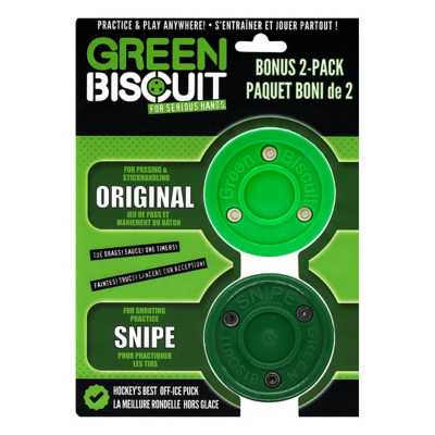 Green Biscuit Pass Snipe 2 Pack
