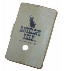 E.L.K. Inc. Antelope Talk Call