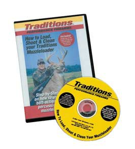 Traditions Muzzleloading DVD How To Load