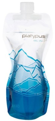 Platypus Softbottle w/push-pull cap 1L