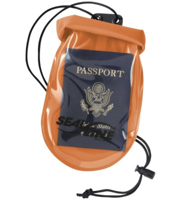 Seal Line See Dry Pouch