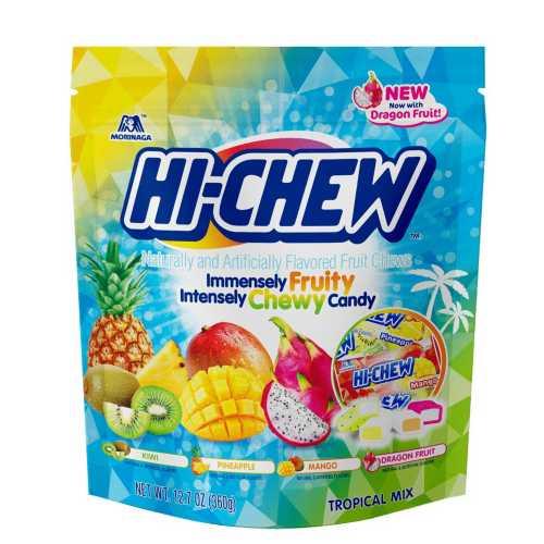 HI-CHEW Tropical Candy Chews